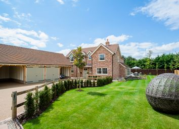 Thumbnail 4 bed detached house for sale in Potton Road, Guilden Morden, Royston