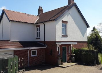 Thumbnail 4 bed detached house to rent in Front Street West, Bedlington