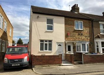 Thumbnail 3 bedroom end terrace house for sale in Grays, Thurrock, Essex