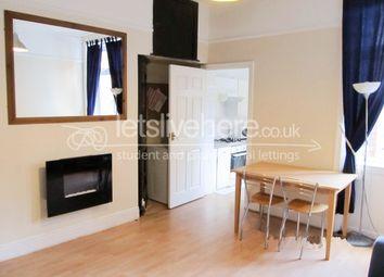 Thumbnail 3 bedroom flat to rent in Sackville Road, Heaton, Newcastle Upon Tyne