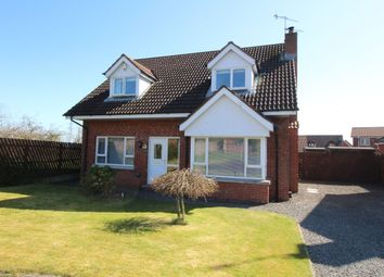 Thumbnail 4 bed detached house for sale in Craigs Road, Carrickfergus