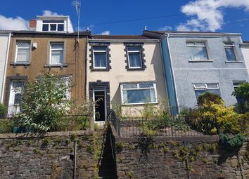 Thumbnail 3 bed terraced house for sale in Bryn Syfi Terrace, Mount Pleasant, Swansea