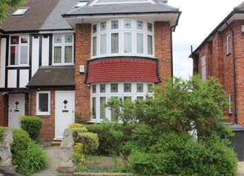 Thumbnail 4 bed semi-detached house to rent in Lynton Mead, London