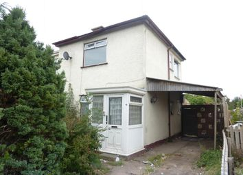 Thumbnail 3 bed end terrace house for sale in Wallis Avenue, Hereford