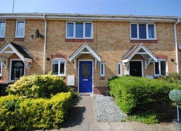 Thumbnail 2 bed terraced house for sale in Claridge Close, Leighton Buzzard