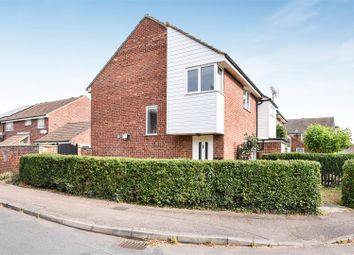 Thumbnail 3 bed end terrace house for sale in Bure Close, St. Ives, Huntingdon