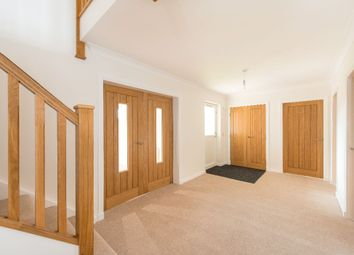 Thumbnail 4 bed detached house for sale in Plot 8, Marlefield Grove, Tibbermore