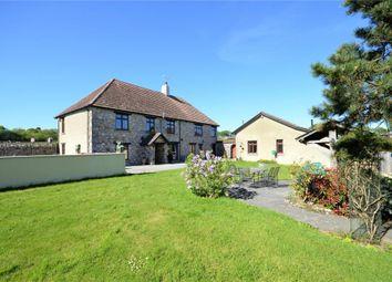Thumbnail 6 bed detached house for sale in Liverton, Newton Abbot, Devon