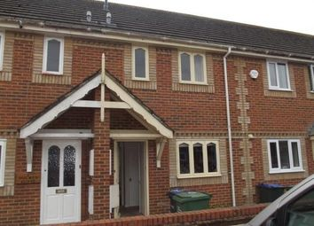 Thumbnail 2 bed terraced house for sale in Holmes Close, Chippenham, Wiltshire