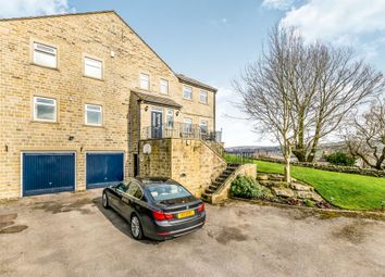 Thumbnail 5 bed detached house for sale in Upper Ellistones Court, Greetland, Halifax
