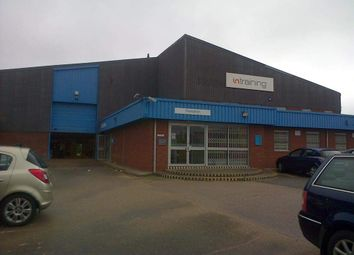 Thumbnail Light industrial to let in Unit Linkmel Close, Queens Drive Industrial Estate, Nottingham