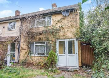 Thumbnail 2 bed semi-detached house for sale in Kent View Road, Basildon