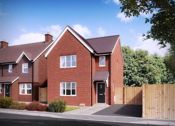 "Thumbnail 3 bed detached house for sale in ""The Hatfield "" at Reigate Road, Hookwood, Horley"