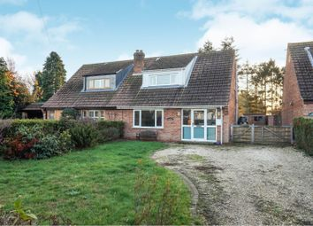 Thumbnail 3 bed semi-detached house for sale in Seaton Ross, York