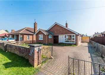 Thumbnail 3 bedroom detached bungalow for sale in Home Close, Histon, Cambridge