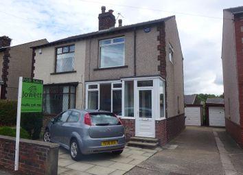 Thumbnail 2 bed semi-detached house for sale in Heatherfield Road, Marsh, Huddersfield