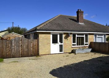Thumbnail 2 bed semi-detached bungalow for sale in Westfield Road, Thatcham, Berkshire