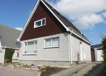 Thumbnail 3 bed detached house for sale in Highfield, Forres