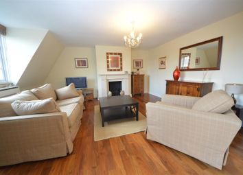 Thumbnail 3 bed flat to rent in Compayne Gardens, London