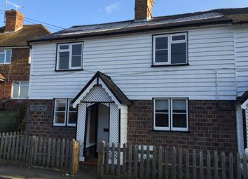 Thumbnail 3 bed semi-detached house to rent in The Street, Sedlescombe, East Sussex