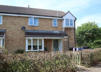 Thumbnail 2 bed end terrace house to rent in Fishers Way, Godmanchester, Huntingdon