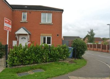 Thumbnail 2 bed terraced house for sale in Sherwood Street, Mansfield Woodhouse, Mansfield
