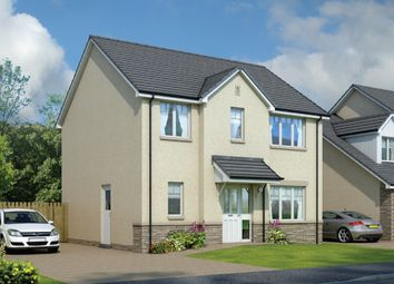 Thumbnail 4 bedroom detached house for sale in The Lomond, Rigghouse Road, Whitburn, West Lothian