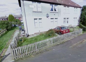 Thumbnail 1 bed flat to rent in Whitehill Crescent, Carluke