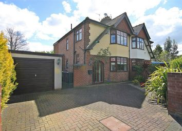 Thumbnail 3 bed semi-detached house for sale in East Avenue, Great Sankey, Warrington