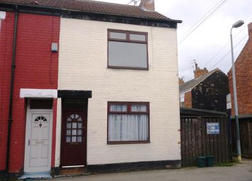 Thumbnail 3 bed town house for sale in Rustenburg Street, Hull