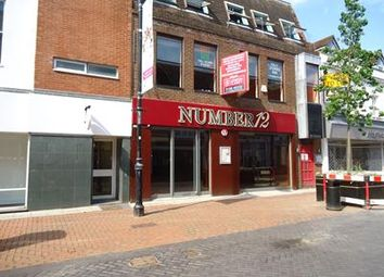 Thumbnail Retail premises for sale in 12 London Street, Basingstoke, Hampshire