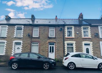 Thumbnail 3 bed terraced house for sale in Coopers Terrace, Ystrad Mynach, Hengoed