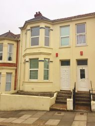 Thumbnail 4 bed terraced house to rent in Welbeck Avenue, Plymouth