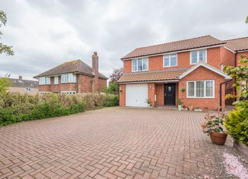 Thumbnail 4 bed detached house for sale in Glemsford, Sudbury, Suffolk