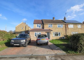 4 bed semi-detached house for sale in Highfields, Saffron Walden CB10