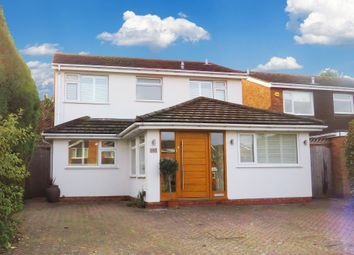 Thumbnail 5 bed detached house for sale in Gilberry Close, Knowle, Solihull
