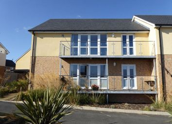 Thumbnail 3 bed flat for sale in Y Bae, Bangor