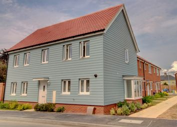 4 bed end terrace house for sale in Valerian Gardens, Soham, Ely CB7
