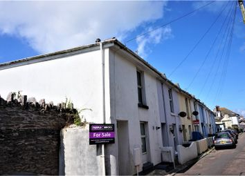 Thumbnail 3 bed end terrace house for sale in Mount Pleasant Road, Brixham