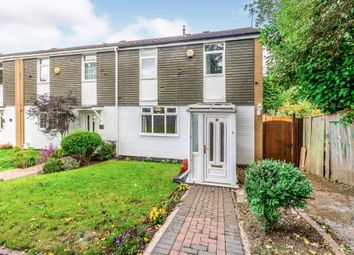Thumbnail 3 bed end terrace house for sale in Bell Drive, Walsall