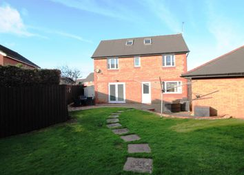 Thumbnail 5 bed detached house for sale in Ffordd-Y-Barcer, Michaelston-Super-Ely, Cardiff