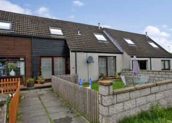Thumbnail 3 bed terraced house for sale in Sumburgh Crescent, Aberdeen
