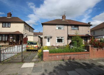 Thumbnail 2 bed semi-detached house for sale in Blackstone Avenue, St. Helens
