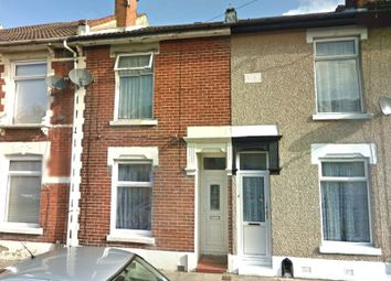 Thumbnail 2 bedroom terraced house to rent in Gruneisen Road, Portsmouth