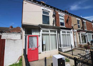 Thumbnail 1 bedroom end terrace house for sale in Carrington Avenue, De La Pole Avenue, Hull