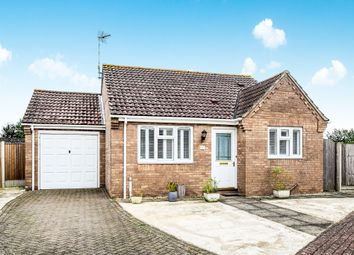 Thumbnail 2 bed detached bungalow for sale in Tindall Way, Wainfleet St. Mary, Skegness