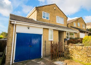 Thumbnail 3 bed detached house for sale in Greenlaws Close, Upperthong, Holmfirth