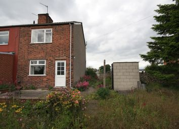 Thumbnail 1 bedroom semi-detached house for sale in Upper Marehay Road, Marehay, Ripley