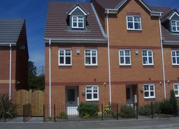 Thumbnail 3 bed terraced house to rent in Water Lily Way, Bermuda Park, Nuneaton