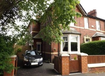 Thumbnail 3 bed semi-detached house for sale in Victoria Road, Fulwood, Preston, Lancashire